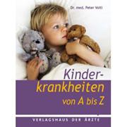 Cover Kinderkrankheiten von A bis Z